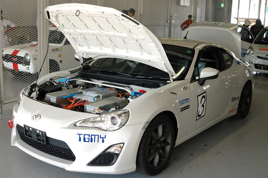 Toyota GT 86 Electric